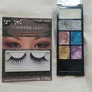 ❤ 3/10$ Festival makeup bundle